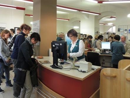 Erwachsenenbibliothek - Berlinde